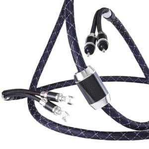Furutech NanoFlux Speaker Cable